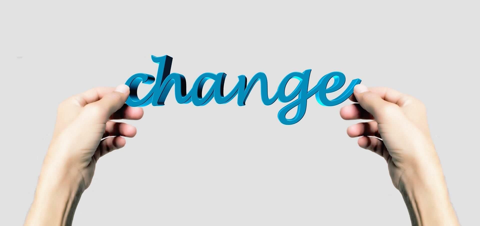 השינוי מתחיל מבפנים